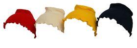 Fino Unisex Baby Woollen Cap (4 Pieces) - Multi Coloured