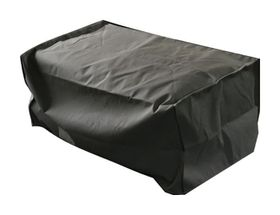 Patio Solution Covers Coffee Table Cover in Ripstop UV - Charcoal