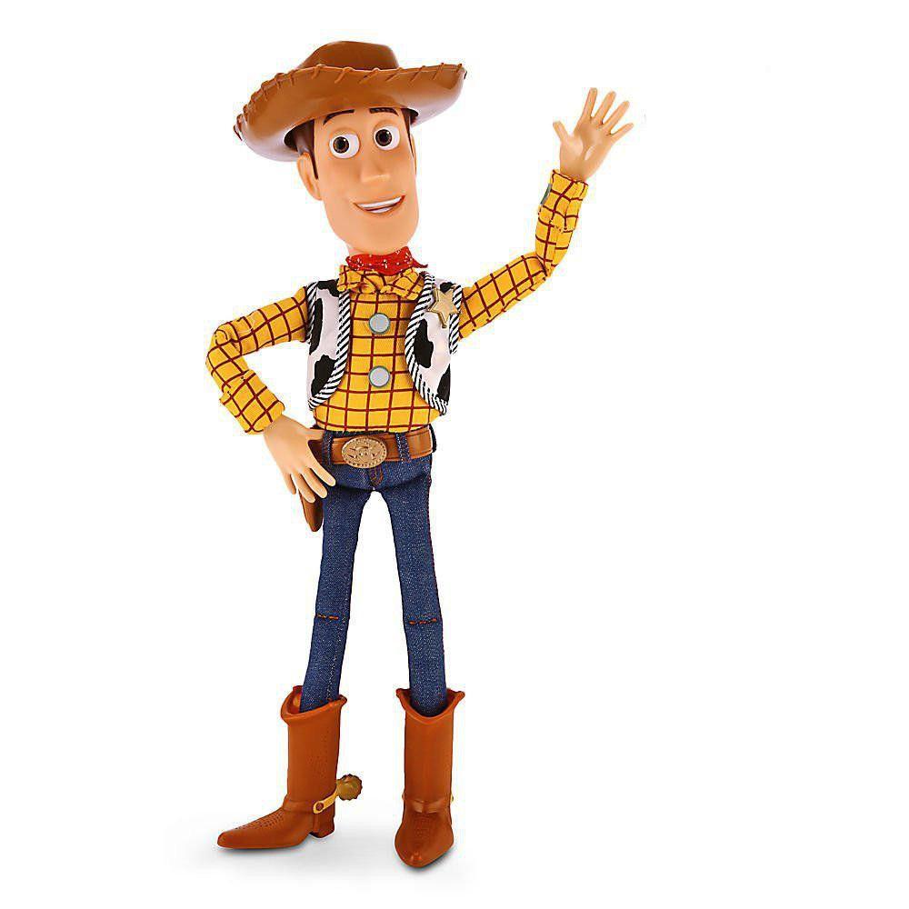 Disney Toy Story Woody Pull String Talking Figure | Buy ...