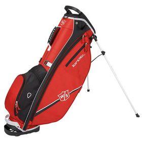 Wilson Staff Ionix SL Carry Bag - Red & Black