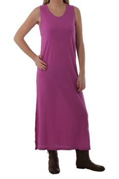 The Earth Collection Ladies Long Dress - Flora