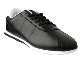 TomTom Ladies Fashion Lace Up Sneaker WSG17031 - Black