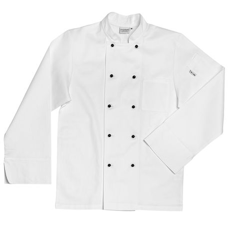 8630df6564a Chef Works - Executive Chef Coat - White