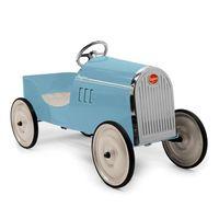 Baghera Legend Old Blue Pedal Car