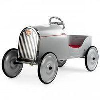 Baghera Legend Silver Pedal Car