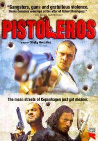 Pistoleros - (Region 1 Import DVD)
