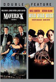 Maverick/Wild Wild West - (Region 1 Import DVD)
