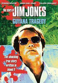 Jim Jones Story/Guyana Tragedy - (Region 1 Import DVD)