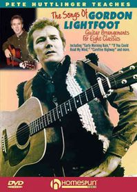 Learn to Play the Songs of Gordon Lig - (Region 1 Import DVD)