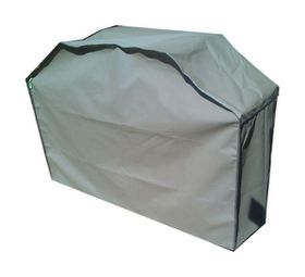 Patio Solution Covers for Gas Braai - Dove Grey (Size: S)