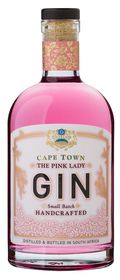 Cape Town Gin - Handcrafted Gin - The Pink Lady - 750ml
