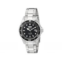Invicta Mens 8932 Pro Diver Collection Silver-Tone Watch (Parallel Import)