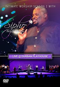 Intimate Worship Vol 2 by Sipho Ngwenya (DVD)