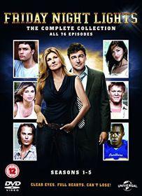 Friday Night Lights: Series 1-5 (DVD)