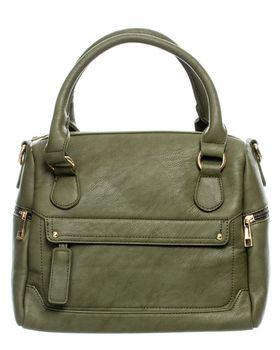 Bossi Ladies Shoulder Bag - Olive