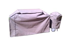 Gas Ripstop Braai Cover Combo - Medium