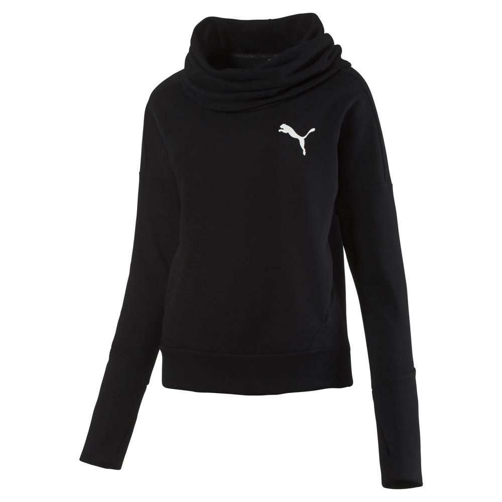 Women's Puma Elevated Rollneck Top ...