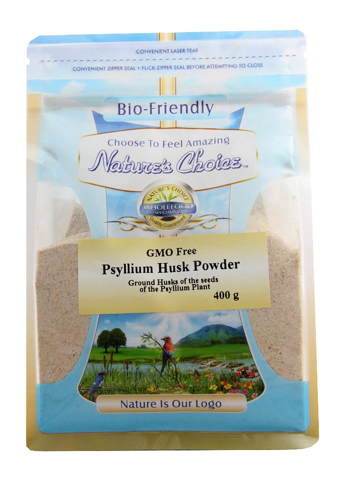 how to make psyllium husk powder
