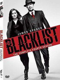 The Blacklist Season 4 (DVD)