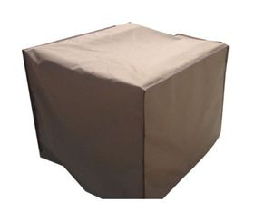Patio Solution Covers Armchair Cover in Polyester - Beige
