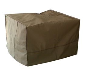 Patio Solution Covers Armchair Cover in Ripstop - UV Taupe