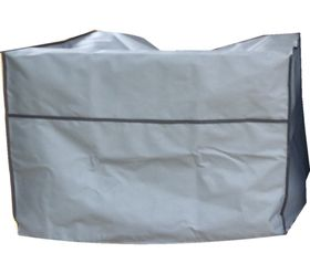 Patio Solution Covers Armchair Cover in Ripstop - UV Dove Grey