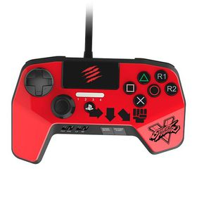 Sparkfox MadCatz Controller Red (PS3/PS4)