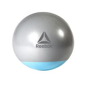 Reebok Stability 65cm Gym Ball - Grey/Blue
