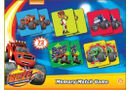 Blaze And The Monster Machines Blaze Memory Match Games