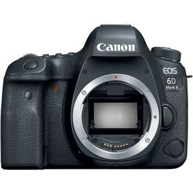 Canon 6D Mark ll 26.2MP DSLR Body Only - Black