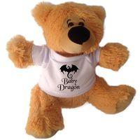 Qtees Africa Baby Dragon Teddy