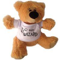 Qtees Africa Baby Wizard Teddy