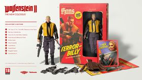 Wolfenstein II: The New Colossus Collector's Edition (Xbox One)
