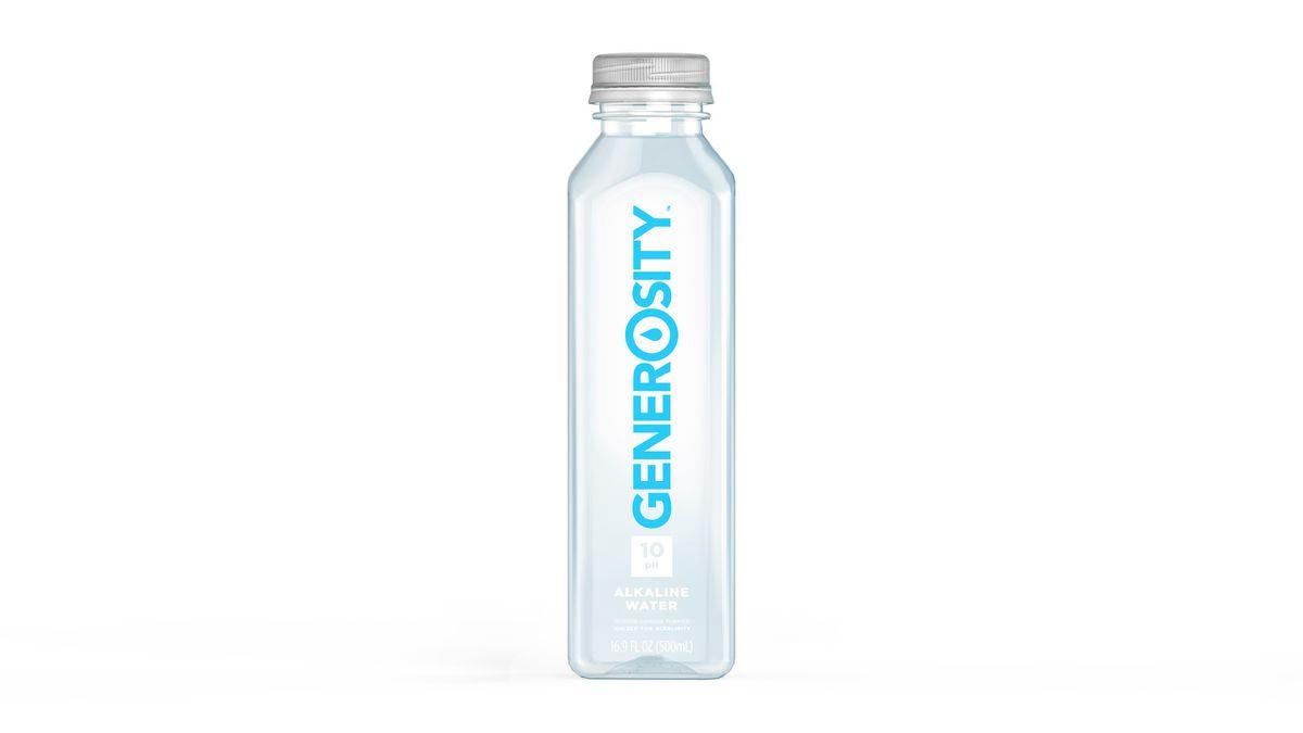 Generosity Water Alkaline Water X Ml Buy Online In South - Alkaline water bottle
