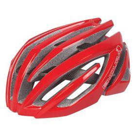 Endura Airshell Helmet - Red