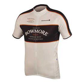 Endura Bowmore Whisky Jersey - White
