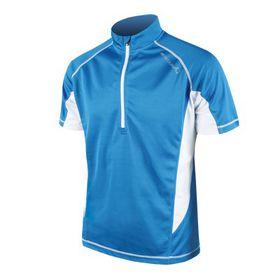 Endura Cairn Short Sleeve Jersey - Blue