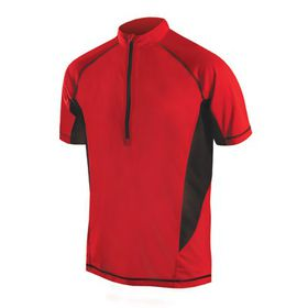 Endura Cairn Short Sleeve Jersey - Red