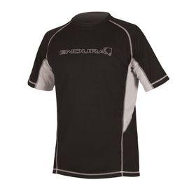 Endura Cairn Short Sleeve Tee - Black