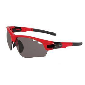 Endura Char Glasses - Red