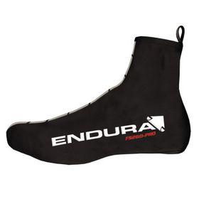 Endura FS260-Pro Lycra Overshoe - Black