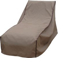 Patio Solution Back-up Lounger Cover with Ripstop UV - Taupe (Small)