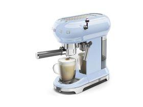 Smeg - Espresso Coffee Machine - Pastel Blue