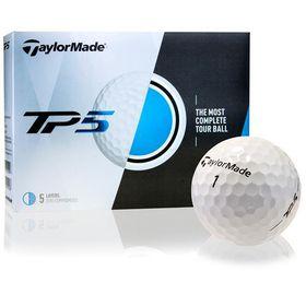 TaylorMade TP5 Golf Balls - Dozen