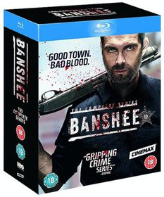 Banshee: The Complete Series (Parallel Import - Blu-Ray)