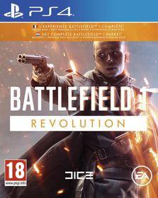 Battlefield 1: Revolution Edition (PS4)