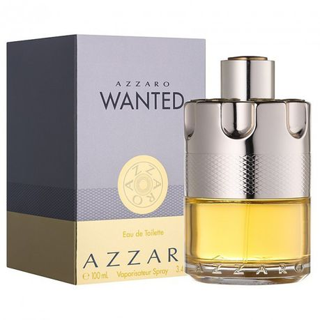 Wanted For Edt Himparallel Import Azzaro 100ml Ybv7gf6y