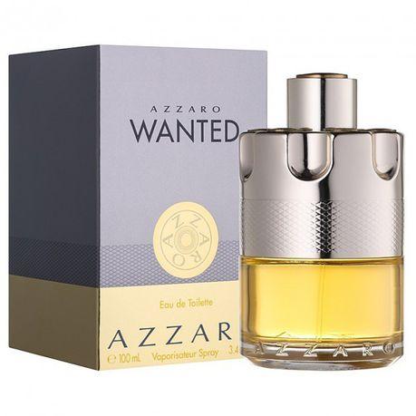 Edt Import Azzaro Himparallel Wanted 100ml For xoerdWCB
