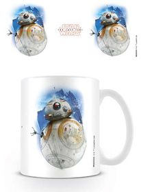 Star Wars The Last Jedi: BB-8 Brushstroke Mug (Parallel Import)