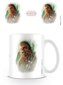 Star Wars The Last Jedi: Chewacca Brushstroke Mug (Parallel Import)
